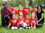The Owen County Youth Soccer League