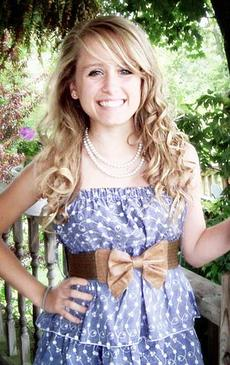 """<div class=""""source""""></div><div class=""""image-desc"""">Ashley Smith of Owen County has been named to the first-ever  4-H Performing Arts Troupe which will perform at several 4-H and other UK Cooperative Extension Service functions throughout the year. </div><div class=""""buy-pic""""><a href=""""/photo_select/8341"""">Buy this photo</a></div>"""