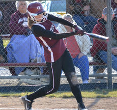 """<div class=""""source""""></div><div class=""""image-desc"""">Shelby Gambrell connects for a triple against Williamstown.  </div><div class=""""buy-pic""""><a href=""""/photo_select/9203"""">Buy this photo</a></div>"""