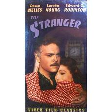 "<div class=""source"">Public Domain</div><div class=""image-desc"">I think Gedogla Stamper might look like a modern version of Loretta Young pictured here with a young Orson Welles in ""The Stranger"" she married. </div><div class=""buy-pic""></div>"