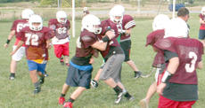 """<div class=""""source""""></div><div class=""""image-desc"""">Some of the members of the 2013 Maurice Bowling Middle School football team are getting ready to open the season later this month.</div><div class=""""buy-pic""""><a href=""""/photo_select/10192"""">Buy this photo</a></div>"""