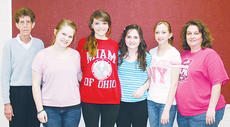"""<div class=""""source"""">Molly Haines </div><div class=""""image-desc""""> Brandi Mears, Ashley Willis, Destiny Young and Audrey Hager pose with MBMS Principal Jo Ella Wallace and MBMS Student Technology Leadership Program coordinator Jenna Gray. The group was in the top 10 showcase projects at the state championships for their project, """"Scan More Codes to Get in Reading Mode.""""</div><div class=""""buy-pic""""><a href=""""http://web2.lcni5.com/cgi-bin/c2newbuyphoto.cgi?pub=033&orig=STLP.jpg"""" target=""""_new"""">Buy this photo</a></div>"""