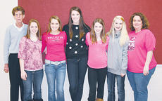"""<div class=""""source"""">Molly Haines </div><div class=""""image-desc"""">Maurice Bowling Middle School Principal Jo Ella Wallace joins Autumn Maddox, Marlee Lathrem, Molly Gamble, Hailey Chappell, Ellie Stout and MBMS Student Technology Leadership Program coordinator Jenna Gray. The group of middle school STLP students were one of three chosen at the Student Technology State Championships to advance to the International Society for Technology in Education annual conference in San Antonio, Texas in June. The state competition was held March 28.</div><div class=""""buy-pic""""><a href=""""http://web2.lcni5.com/cgi-bin/c2newbuyphoto.cgi?pub=033&orig=Stlp-State-Champs.jpg"""" target=""""_new"""">Buy this photo</a></div>"""