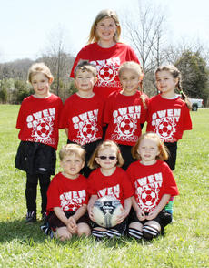 "<div class=""source""></div><div class=""image-desc"">U6 Team Kemper: Pictured are (front row, left to right) Briton Stafford, Madison Wilson, Kaydence Wilson; (second row, left to right) Andie Baumann, Nathan Kemper, Sadie Jackson, Audree Young, The coach is Anna Kemper </div><div class=""buy-pic""><a href=""http://web2.lcni5.com/cgi-bin/c2newbuyphoto.cgi?pub=033&orig=U6-Red_0.jpg"" target=""_new"">Buy this photo</a></div>"