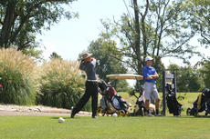 """<div class=""""source"""">Photos by Kristin Beck/Landmark News Service</div><div class=""""image-desc"""">The Owen County Rebels golf team participated in the Eighth Region All 'A' Tournament Thursday at Fairway Golf Course in Wheatley. The Carroll County Panthers won the tournament with a team score of 327.</div><div class=""""buy-pic""""><a href=""""/photo_select/16853"""">Buy this photo</a></div>"""