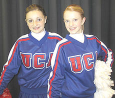 """<div class=""""source""""></div><div class=""""image-desc"""">Owen County cheerleaders Hannah Runion (left) and Veronica Chisholm recently traveled to Philadelphia to perform with 250 other cheerleaders in the 92nd Philadelphia Thanksgiving Day Parade.</div><div class=""""buy-pic""""><a href=""""http://web2.lcni5.com/cgi-bin/c2newbuyphoto.cgi?pub=033&orig=cheerleaders.jpg"""" target=""""_new"""">Buy this photo</a></div>"""
