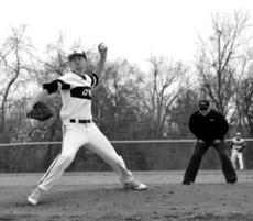 "<div class=""source""></div><div class=""image-desc"">Cameron McAnally throws a pitch during the Owen County baseball team's match against Eminence Thursday. Owen county knocked off the Warriors 9-3. </div><div class=""buy-pic""><a href=""/photo_select/16269"">Buy this photo</a></div>"