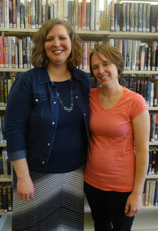 """<div class=""""source"""">Submitted</div><div class=""""image-desc"""">Jennifer Chancery, left, an 11-year veteran of the Owen County Public Library recently became its newest director after Faith Mulberry, right, recently resigned to become the next manager of the Kenton County Public Library's William E. Durr branch. </div><div class=""""buy-pic""""><a href=""""/photo_select/16479"""">Buy this photo</a></div>"""