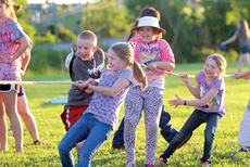 """<div class=""""source""""></div><div class=""""image-desc""""> Activities were held throughout the evening Friday including a game of tug of war.</div><div class=""""buy-pic""""><a href=""""/photo_select/11829"""">Buy this photo</a></div>"""