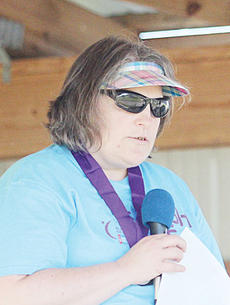 """<div class=""""source""""></div><div class=""""image-desc"""">Kim Morgan served as chairperson for this year's Owen County Relay for Life.</div><div class=""""buy-pic""""><a href=""""/photo_select/11830"""">Buy this photo</a></div>"""