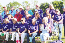 """<div class=""""source""""></div><div class=""""image-desc"""">Approximately 45 cancer survivors attended Friday and Saturday's annual Relay For Life. </div><div class=""""buy-pic""""><a href=""""/photo_select/11828"""">Buy this photo</a></div>"""
