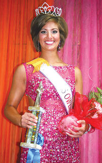 2013 Miss Owen County Fair and Horse Show Courtney Waldrop