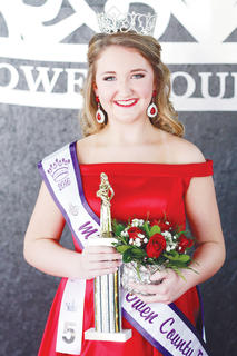 Miss Teen Owen County Fair Abbey Wilhoite