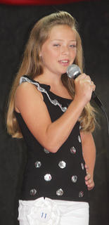 Haleigh Yancey, Miss Pre-Teen contestant