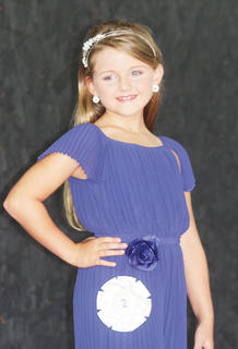 Adi Bowling, Miss Pre-Teen Contestant