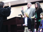 Elected officials attend swearing-in ceremony Dec. 19
