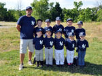 2016 Owen County Youth Baseball