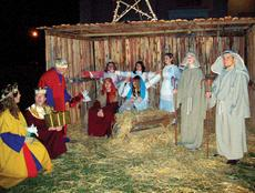 """<div class=""""source""""></div><div class=""""image-desc"""">The members of Long Ridge Baptist Church will again present a living nativity at the church at 3575 Highway 127N.</div><div class=""""buy-pic""""><a href=""""/photo_select/8643"""">Buy this photo</a></div>"""