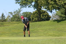 """<div class=""""source"""">Photos by Kristin Beck/Landmark News Service</div><div class=""""image-desc"""">The Owen County Rebels golf team participated in the Eighth Region All 'A' Tournament Thursday at Fairway Golf Course in Wheatley. The Carroll County Panthers won the tournament with a team score of 327. </div><div class=""""buy-pic""""><a href=""""/photo_select/16851"""">Buy this photo</a></div>"""