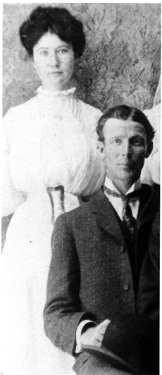"""<div class=""""source"""">Family Photo - Rights Reserved</div><div class=""""image-desc"""">My grandparents, George and Monnie Hostetter Hudson, circa 1908, the year they married.</div><div class=""""buy-pic""""></div>"""