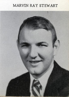 """<div class=""""source"""">1960 Owen County High Yearbook</div><div class=""""image-desc"""">Circa 1960. The 1963 yearbook adds that he had earned BS and MA degrees from The University of Cincinnati. </div><div class=""""buy-pic""""></div>"""