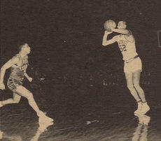 """<div class=""""source""""></div><div class=""""image-desc"""">Dec 7,1957: Vernon Hatton's 47 ft jump shot at the buzzer against Temple that tied the first overtime session. UK won in the third overtime, and went on to win the 1958 NCAA Championship.</div><div class=""""buy-pic""""></div>"""