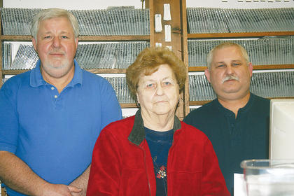 The Croxton family decided to close their video store in 2010.