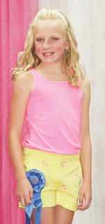 Maddie Walker participated in the Miss Preteen pageant.
