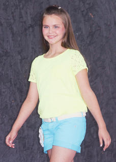 Alexandria Perry, Miss Pre-Teen Contestant