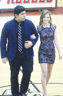 Josh Jaurez and Alli Gill